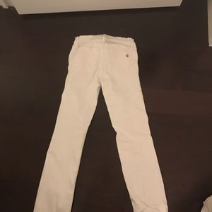 Black Orchid White Jeans